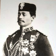 Abdul Rahman Andak (1859-1931) [Muhammadan Plot]