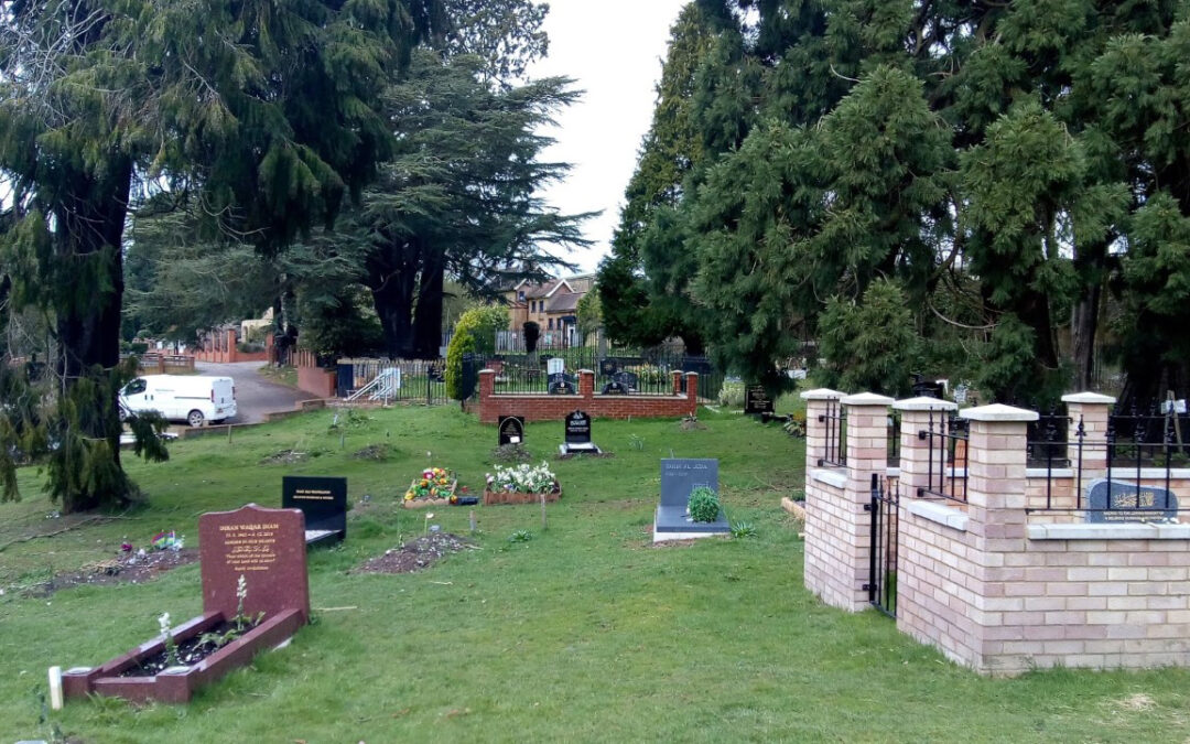 Woking Asian Business Forum wins Lottery grant for Brookwood Cemetery project