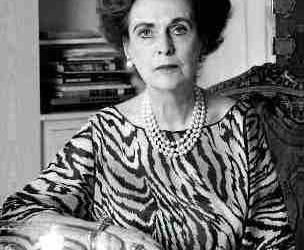 Margaret, Duchess of Argyll (1912-1993) [PLOT 119]