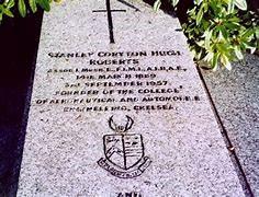 Stanley Hugh Coryton Roberts (1889-1957) [PLOT 119]