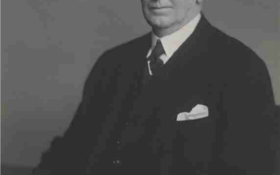 Sir Edward Robert Peacock (1871-1962) [GLADES OF REMEMBRANCE]