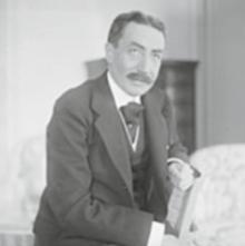 Baron de Cartier de Marchienne (1871-1946) [PLOT 55]