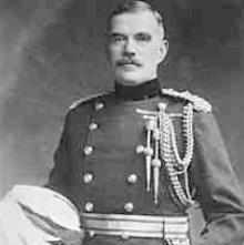 Field Marshal Sir William Robert Robertson (1860-1933) [PLOT 28]