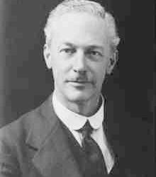 Sir Eustace Henry William Tennyson d'Eyncourt (1868-1951) [PLOT 76]