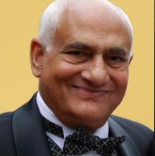 Khurshid Hassan Drabu CBE (8 March 1946 to 20 April 2018) [Plot M4]
