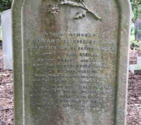 Frederick Edward Hulme (1841-1909) [PLOT 83]