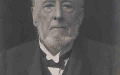 Sir Alex Meadows Rendel (1829-1918) [PLOT 45]