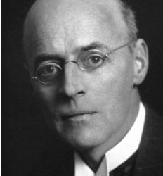 Sir Owen Willans Richardson (1879-1959) [PLOT 8]