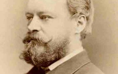 Harry Govier Seeley (1839-1909) [PLOT 37]